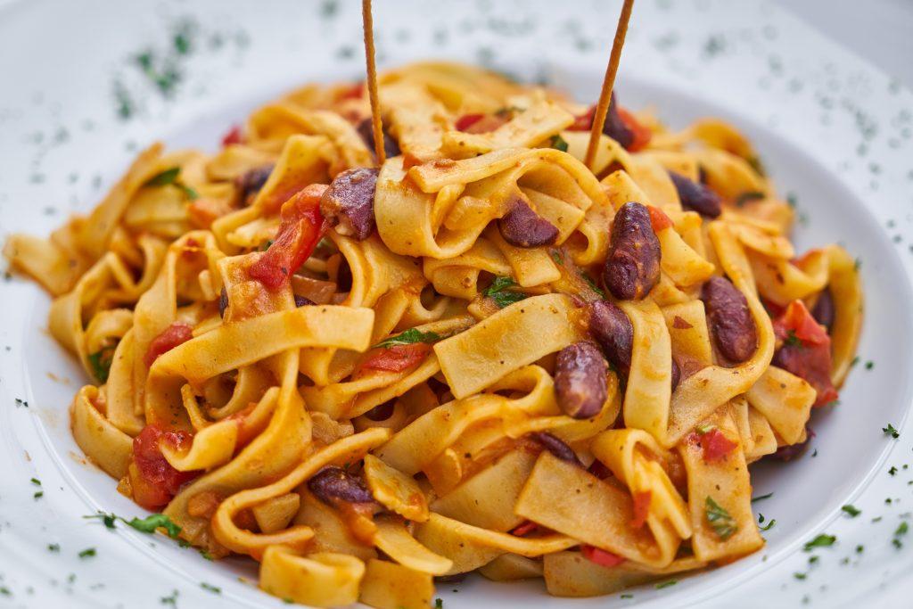 Pasta recipes healthy dp